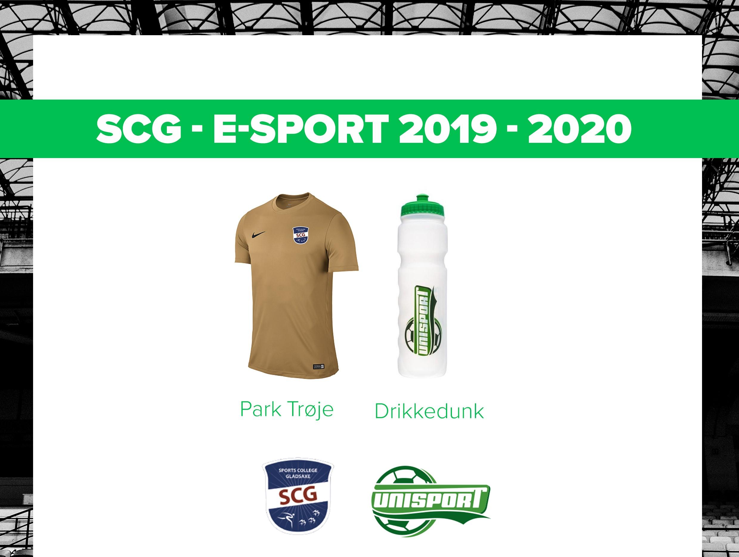 SCG E-sport
