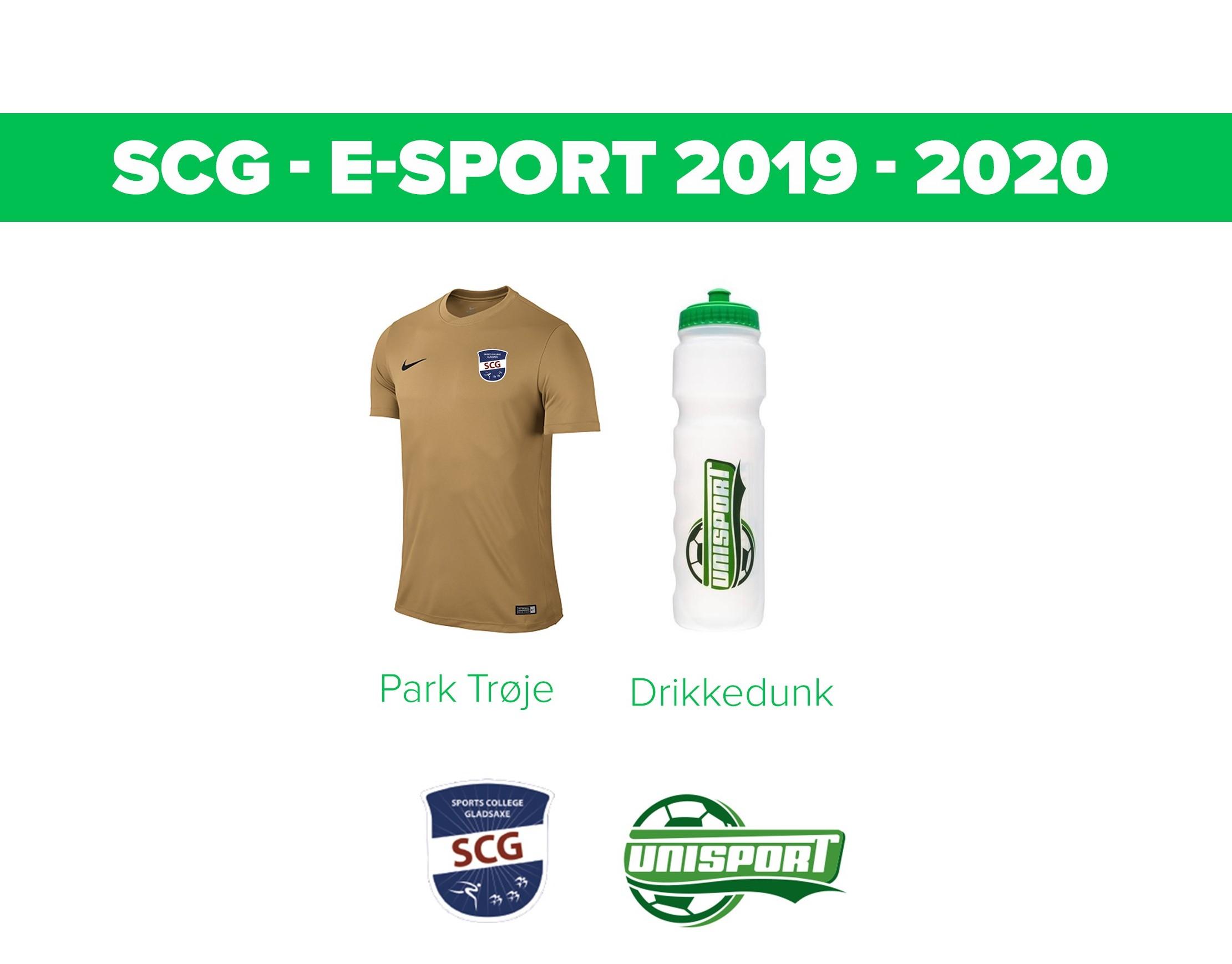 SCG-E-sport